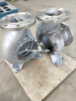 CXK series titanium pump head titanium horizontal chemical pump titanium pump