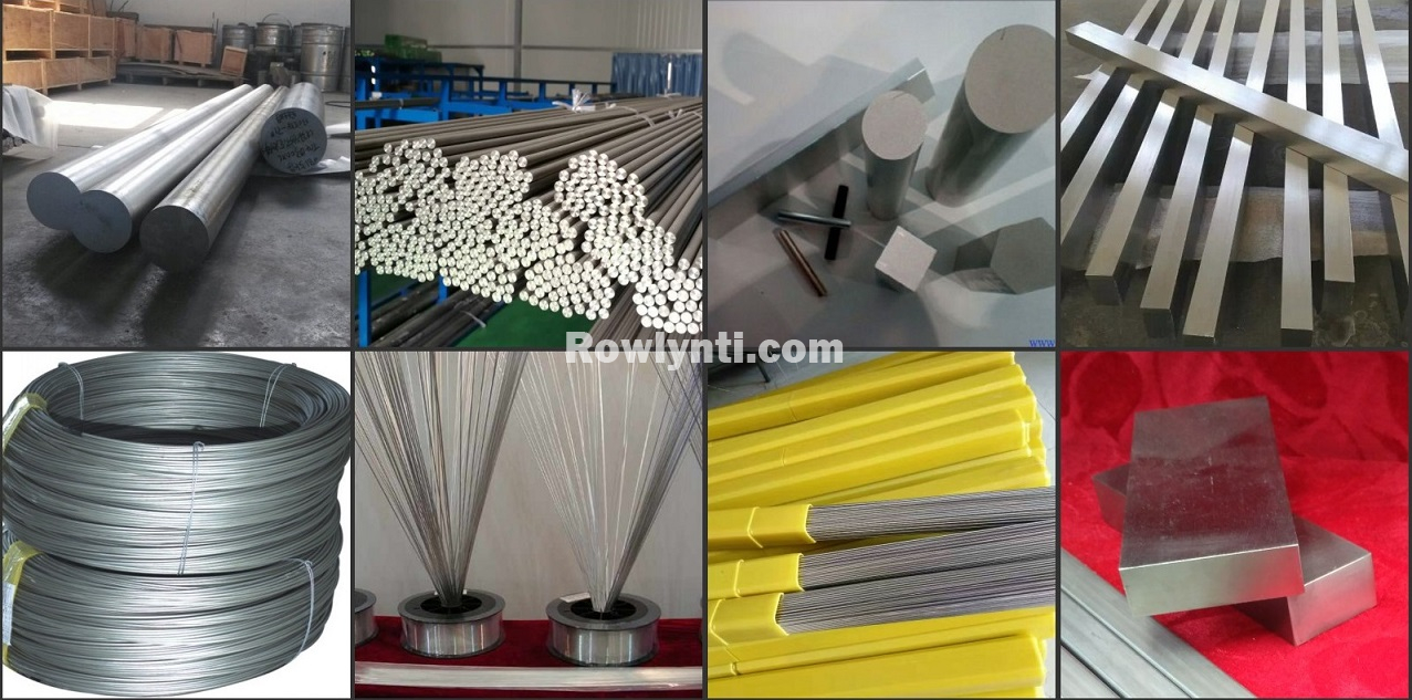 ASTM B348 GR2 Titanium Bar And Titanium Rod