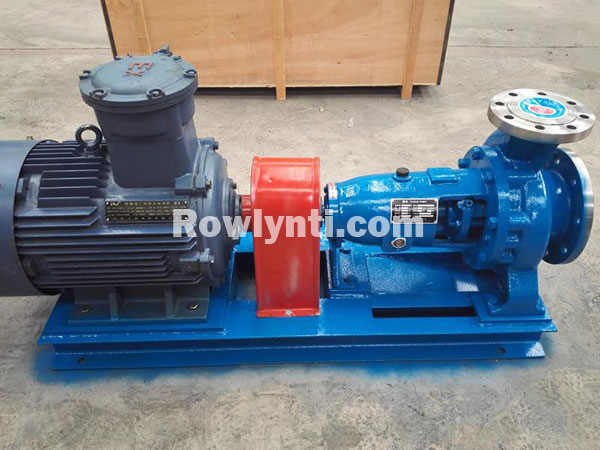 YCZ titanium horizontal chemical pump titanium centrifugal pump