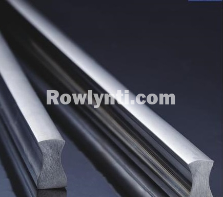 ASTM F67 Grade 2 Medical Titanium Profile