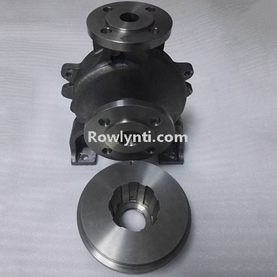 XCA series titanium pump body & cover